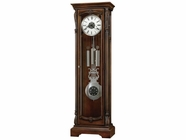 Howard Miller 611122 WELLINGTON HAMPTON Cherry Floor Clock