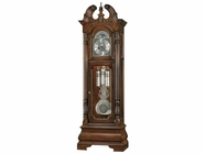Howard Miller 611132 STRATFORD Hampton Cherry Floor Clock