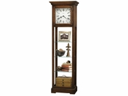 Howard Miller 611148 LE ROSE Hampton Cherry Floor Clock