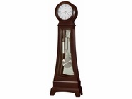 Howard Miller 611166 GERHARD Chocolate Floor Clock