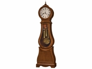 Howard Miller 611172 CLEO Chestnut Floor Clock
