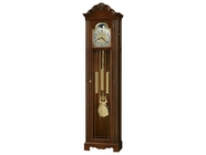 Howard Miller 611176 NICEA Saratoga Cherry Floor Clock