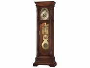 Howard Miller 611190 ELGIN Hampton Cherry Floor Clock