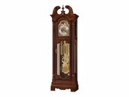 Howard Miller 611194 BECKETT Windsor Cherry Floor Clock