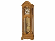 Howard Miller 611196 KINSLEY Golden Oak Floor Clock