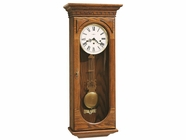 Howard Miller 613110 WESTMONT Yorkshire Oak Wall Clock