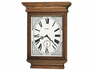 Howard Miller 613239 FABLES Yorkshire Oak Wall Clock