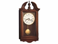 Howard Miller 620132 LANCASTER Windsor Cherry Wall Clock