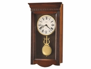 Howard Miller 620154 EASTMONT Windsor Cherry Wall Clock