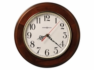 Howard Miller 620168 BRENTWOOD Windsor Cherry Wall Clock