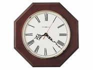 Howard Miller 620170 RIDGEWOOD Windsor Cherry Wall Clock