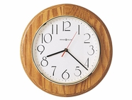 Howard Miller 620174 GRANTWOOD Champagne Oak Wall Clock