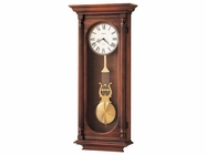 Howard Miller 620192 HELMSLEY Windsor Casual Wall Clock