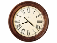 Howard Miller 620242 GRAND Americana Cherry Wall Clock