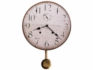 Howard Miller 620313 H MILLER 13 INCH W/PEND Wall Clock