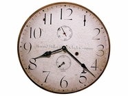 Howard Miller 620314 H MILLER 18 INCH Wall Clock