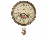 Howard Miller 620440 SAVANNAH BOTANICAL VII Wall Clock