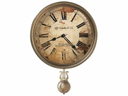 "Howard Miller 620441 J H GOULD & CO. III 13"" Wall Clock"