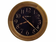 Howard Miller 620482 BRENDEN GALLERY WALL CLOCK Vintage Umber Wall Clock