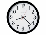 Howard Miller 625166 GALLERY WALL 16 INCH Plastic Wall Clock