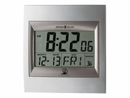 Howard Miller 625236 TECHTIME II ACC Wall Clock