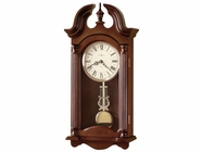 Howard Miller 625253 EVERETT Windsor Cherry Wall Clock