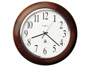 Howard Miller 625259 MURROW Windsor Cherry Wall Clock