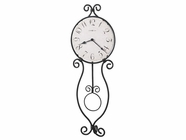Howard Miller 625297 LORETTA Wall Clock