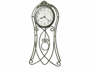 Howard Miller 625328 SHANNON WRT IRON Wall Clock