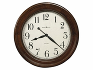 Howard Miller 625348 REBECCA Americana Cherry Wall Clock