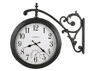 Howard Miller 625358 LUIS 2 SIDED Wall Clock