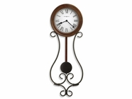 Howard Miller 625400 YVONNE WALL Wall Clock