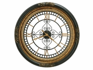 Howard Miller 625443 ROSARIO GALLERY CLOCK Wall Clock