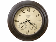 Howard Miller 625464 COPPER HARBOR Wall Clock