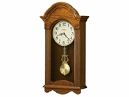 Howard Miller 625467 JAYLA Legacy Oak Wall Clock