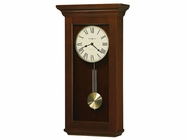 Howard Miller 625468 CONTINENTAL Cherry Bordeaux Wall Clock