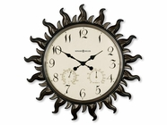 Howard Miller 625543 SUNBURST Wall Clock