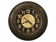 Howard Miller 625545 BOZEMAN Wall Clock