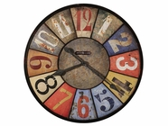 Howard Miller 625547 COUNTY LINE Wall Clock