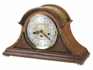 Howard Miller 630202 BARRETT II 2002 ANNIVERSARY CLOCK Yorkshire Oak Mantel Clock