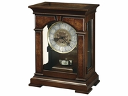 Howard Miller 630266 EMPORIA Cherry Bordeaux Mantel Clock