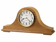 Howard Miller 635100 NICHOLAS Golden Oak Mantel Clock