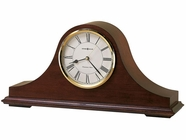 Howard Miller 635101 CHRISTOPHER Windsor Cherry Mantel Clock