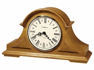 Howard Miller 635106 BURTON Golden Oak Mantel Clock