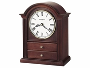 Howard Miller 635112 KAYLA Windsor Cherry Mantel Clock