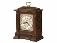 Howard Miller 635125 AKRON Windsor Cherry Mantel Clock