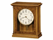 Howard Miller 635132 CARLY Golden Oak Mantel Clock