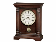 Howard Miller 635133 LANGELAND Hampton Cherry Mantel Clock