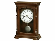 Howard Miller 635149 LANNING 82ND Anniversary Hampton Cherry Mantel Clock