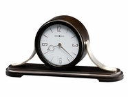 Howard Miller 635159 CALLAHAN Black Coffee Mantel Clock